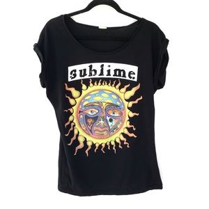 Tops - EUC Sublime T-Shirt